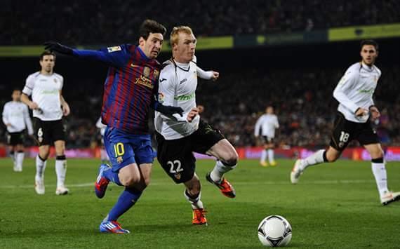 Valencia vs Barcelona Match Highlights Video