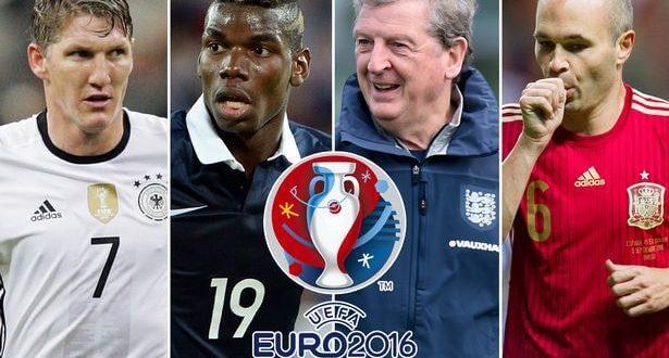 Euro 2016 Top 10 Teams To Win European Championship