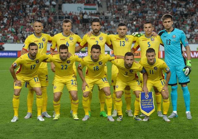 Romania Euro 2016 Full Squad