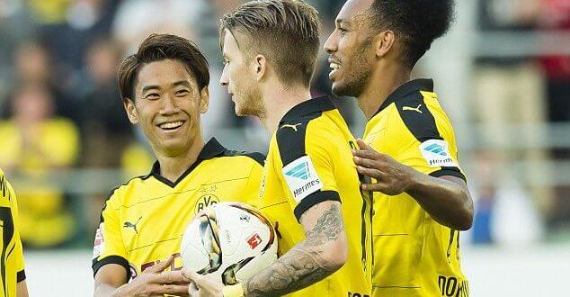 Borussia Dortmund Vs Mainz 05 German Bundesliga IST (Indian Time), Live Stream and TV telecast