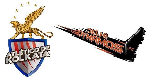 Atletico de Kolkata Vs Delhi Dynamos Indian Super League IST (Indian Time) Match Preview Live Stream and TV telecast