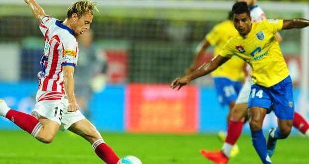 Kerala Blasters Vs Atletico de Kolkata 0-1 Match Review Highlights Video