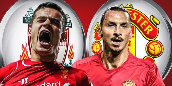 Liverpool Vs Manchester United English Premier League IST