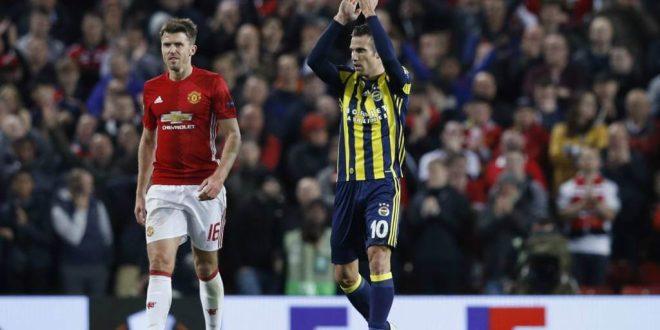 Fenerbahce Vs Manchester United UEFA Europa League 2016–2017