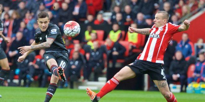 Southampton Vs Liverpool English Premier League 2016-2017