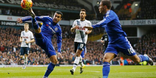 Chelsea Vs Tottenham English Premier League 2016–2017 IST Indian Time Live Stream and Telecast