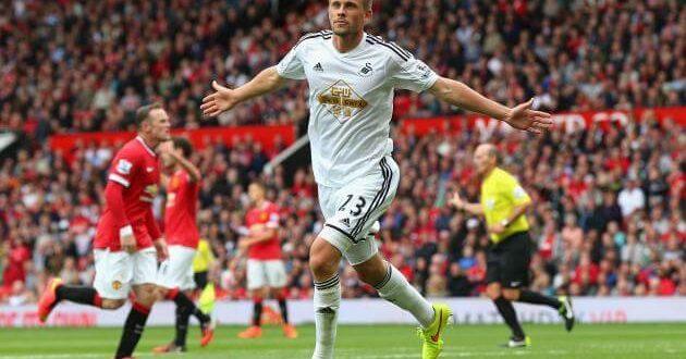 Swansea Vs Manchester United English Premier League 2016-2017