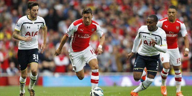 Arsenal Vs Tottenham Hotspur English Premier League 2016-2017