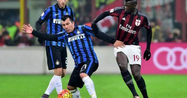 AC Milan Vs Inter Milan Italian Serie A 2016-2017