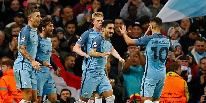 Manchester City Vs Middlesbrough English Premier League 2016-2017
