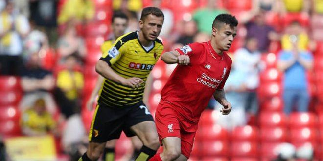 Liverpool Vs Watford English Premier League 2016–2017