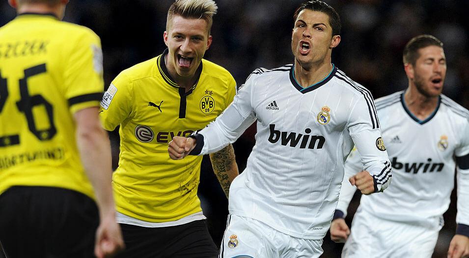 Dortmund Real Madrid Live Stream