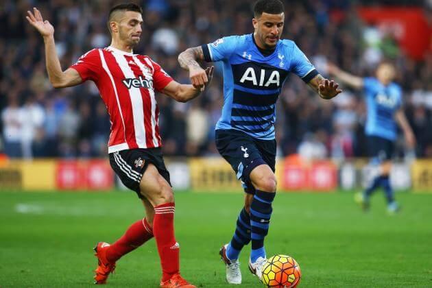 Southampton Vs Tottenham English Premier League 2016-2017 IST Indian Time Live Stream and Telecast