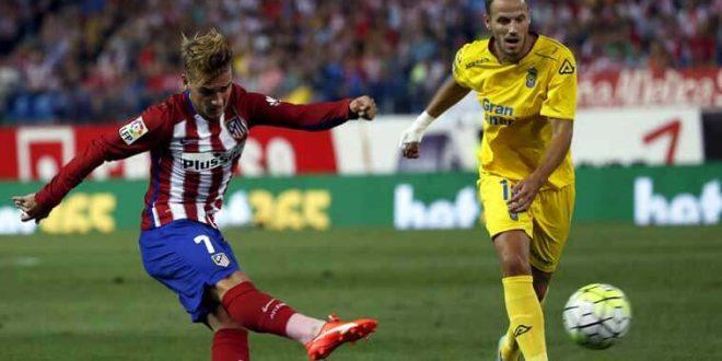 Atletico Madrid Vs Las Palmas La Liga 2016-2017 IST Indian Time Live Stream and Telecast