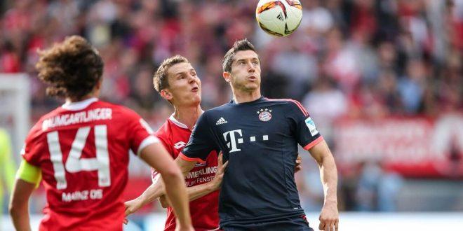 Mainz Vs Bayern Munich German Bundesliga 2016-2017 IST Indian Time Live Stream and Telecast