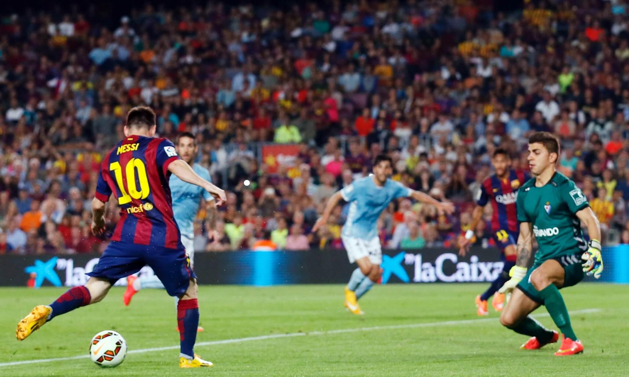 Eibar Vs Barcelona La Liga 2016-2017 IST Indian Time Live Stream and Telecast