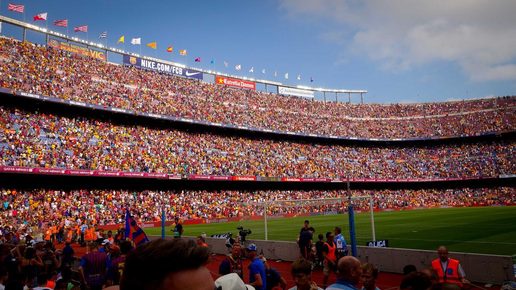 Barcelona Vs Athletic Bilbao photo