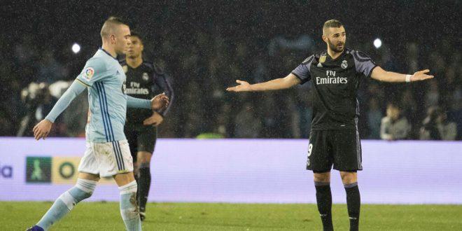 Celta Vigo Vs Real Madrid La Liga 2016-2017 IST Indian Time Live Stream and Telecast Channels