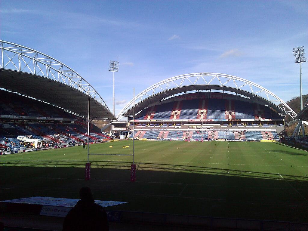 Galpharm Stadium photo