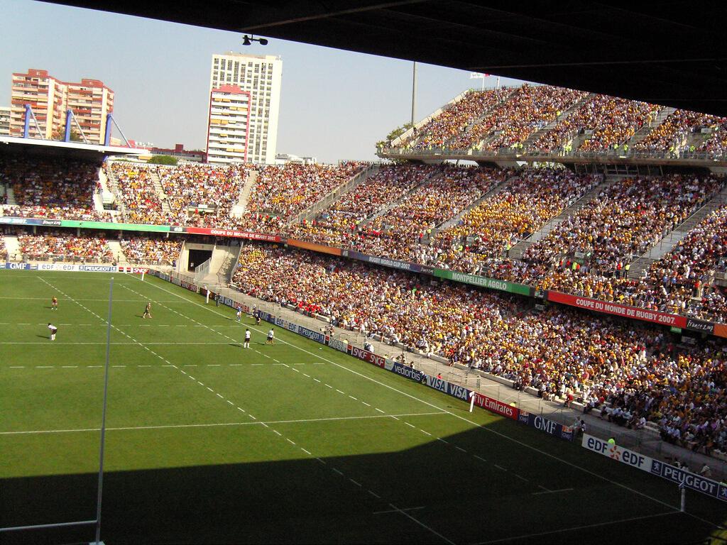 Stade de la Mosson photo