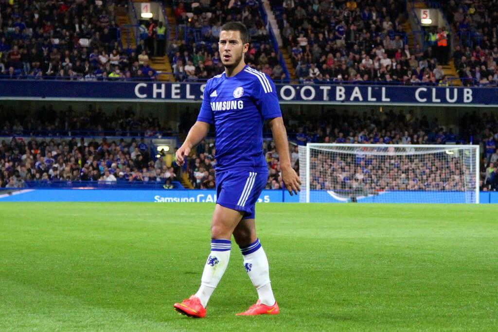 Eden Hazard Chelsea photo