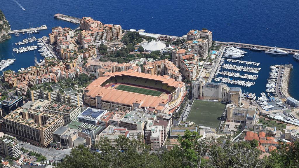 Stade Louis II Monaco photo