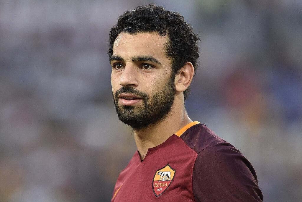 Mohamed Salah 2016 photo