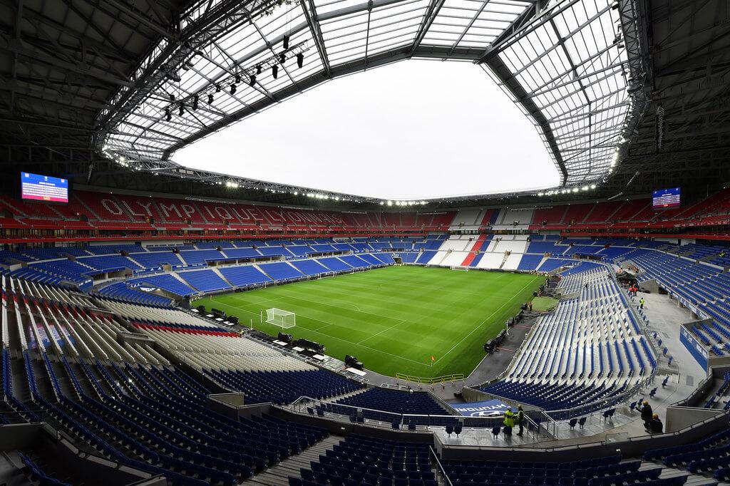 Parc Olympique Lyonnais photo