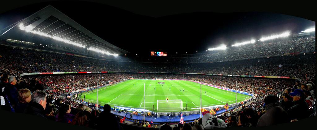Camp Nou Barcelona photo