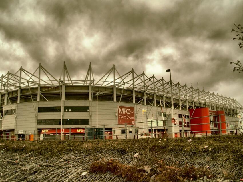 Riverside Stadium photo