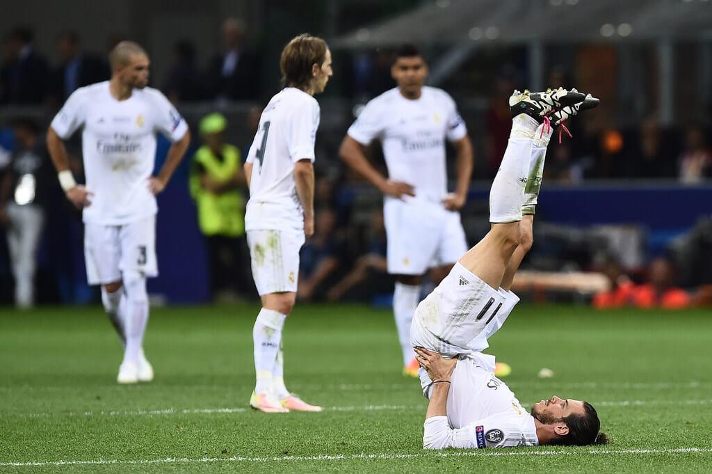 Real Madrid vs Atletico Madrid 2016 photo