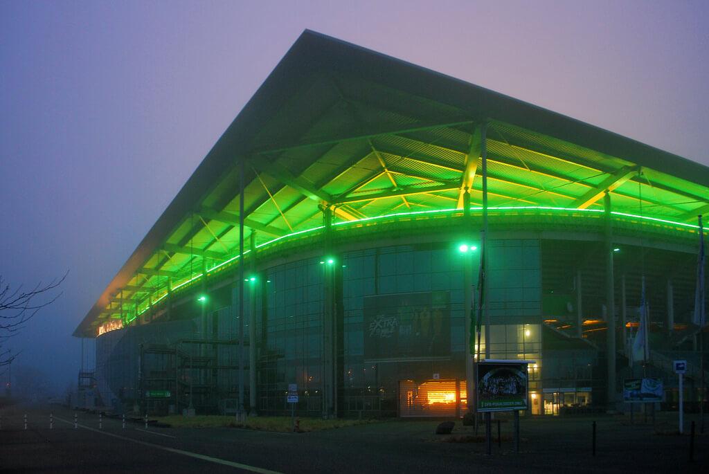 Volkswagen Arena photo