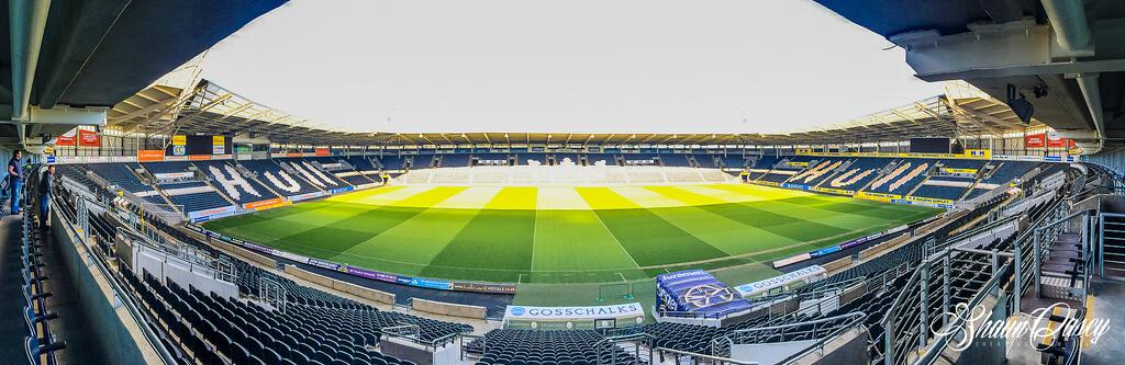 KC Stadium photo