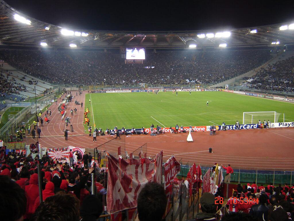 Stadio Olimpico Rome photo
