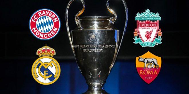 Road to Kyiv: Liverpool vs Roma (SF1)