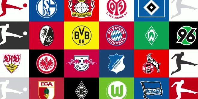 Bundesliga Intros 2014–2018