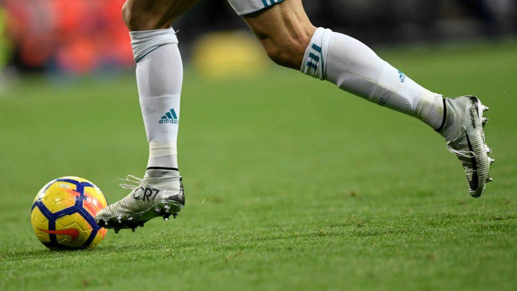 separation shoes b5b01 e3ece Cristiano Ronaldo Nike Soccer Cleats History