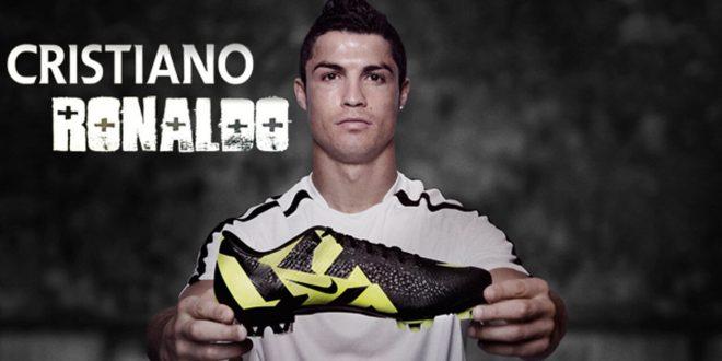 Cristiano Ronaldo Nike Soccer Cleats History