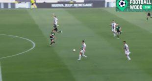 Juventus – Sassuolo | Ronaldo scored 2 goals