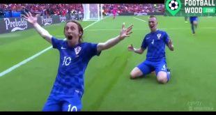 Luka Modric highlights