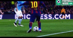 Messi Skills and Tricks