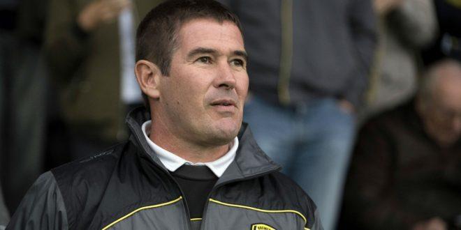 Clough Asks Burton To Enjoy As They Clash Against Man City