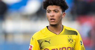 Sancho Desires To Inspire Future Stars Like Ronaldinho