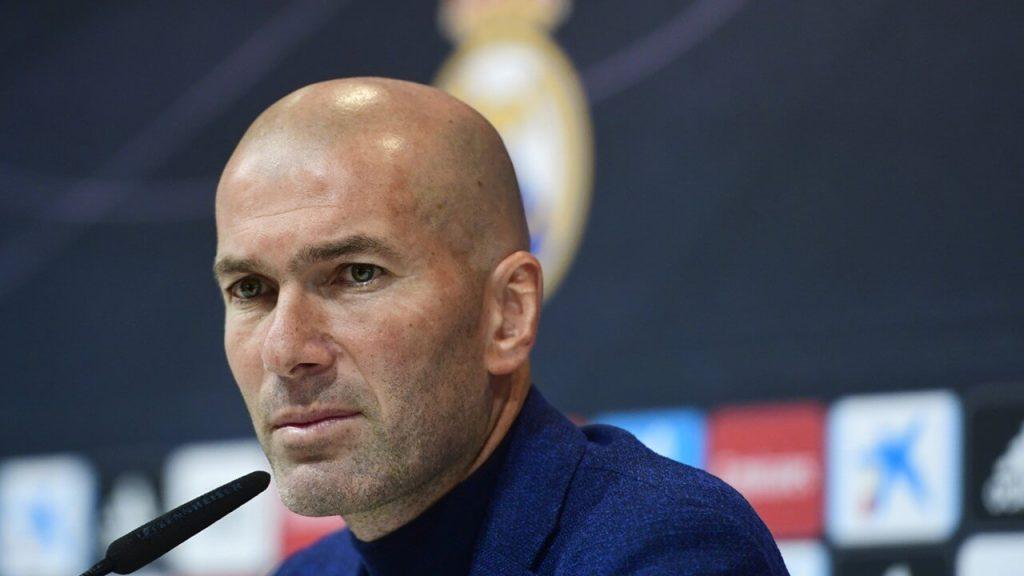 Zinedine Zidane Might Replace Muariziosarri