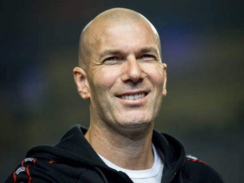 Zinedine Zidane Rejoining Real Madrid As The Manager