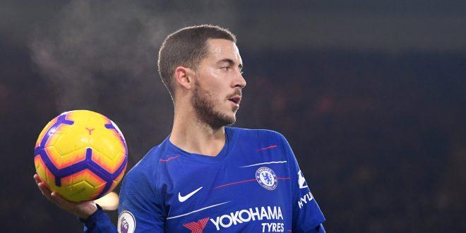 Hazard Focuses on Chelsea Despite Real Madrid Speculation