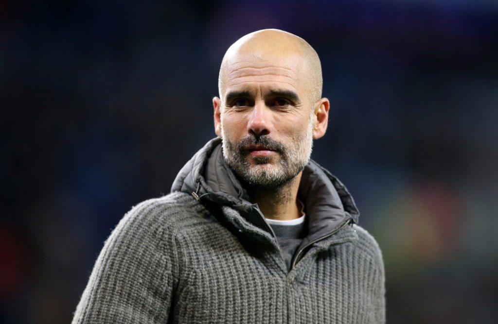 Guardiola Says Man City will Come Back Stronger Next Season