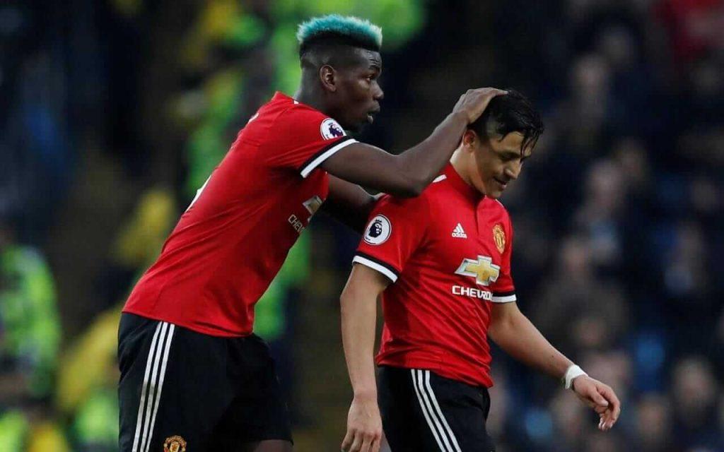Pogba and Sanchez's Goal Bonuses Led to Dressing Room Row