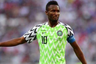 Mikel Obi steps down