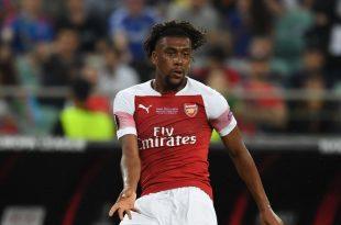Arsenal neglects Everton's ,48m bid for Alex Iwobi